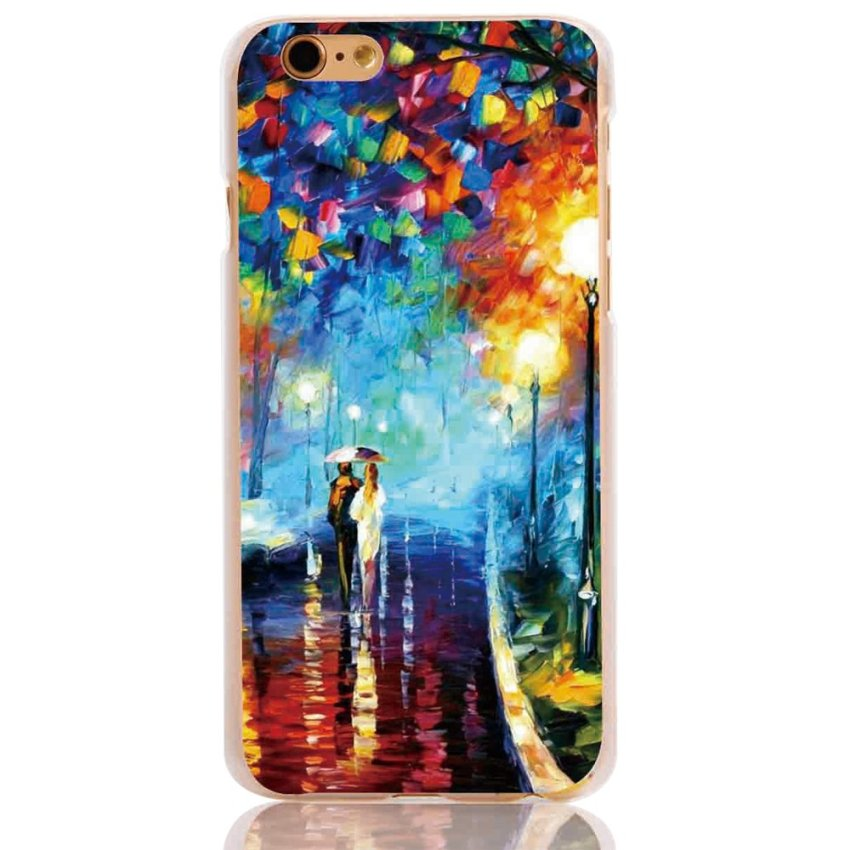 Vanki PC Case for iPhone 6/6S (Multicolor) (Intl)
