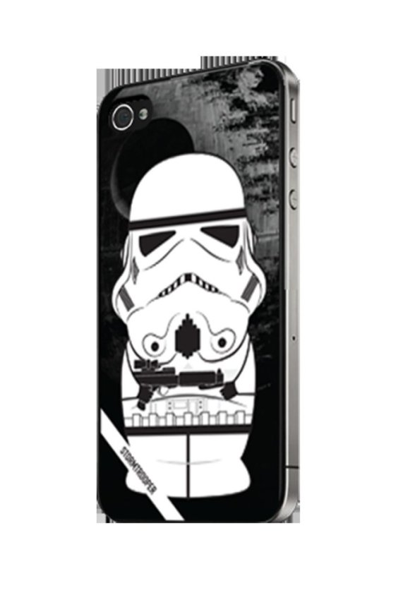 Verre Skin PH4/4s The Starwars Series AP 002 - Hitam