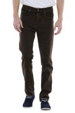 Versens Exclusive Jeans - VS558-B1.1 - G.08 RC Twill Denim Stretch Regular Fit -Bistro Brown