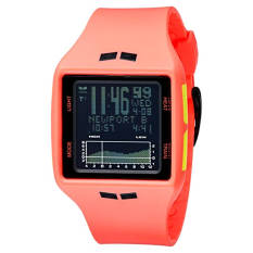 Vestal Unisex BRG026 Brig Digital Display Quartz Orange Watch - Intl