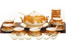 Vicenza Keramik Soup Toureen B 692 Wadah Soup 40 Buah