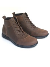 Vigos Footwear Potter Crazy Brown