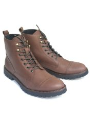 Vigos Footwear Titan Crazy Brown