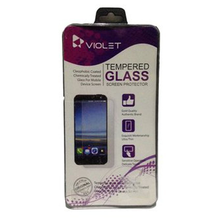 Violet Tempered Glass Samsung Note 3 Neo Clear