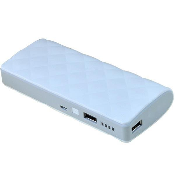 VIPTEKPOWERBANK CHANNEL 13000MAH WHITE