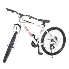 "Viva Cycle Track 660 26"" MTB 21sp Shimano Sepeda Gunung - Putih - Gratis Pengiriman JABODETABEK"