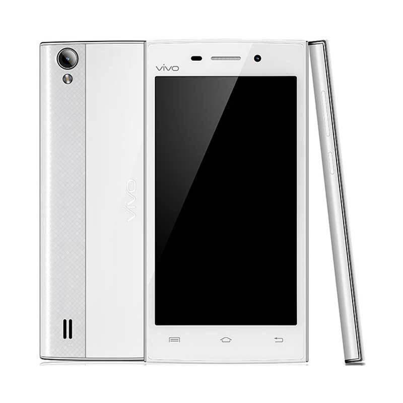 Vivo Y15 - 4GB - Putih