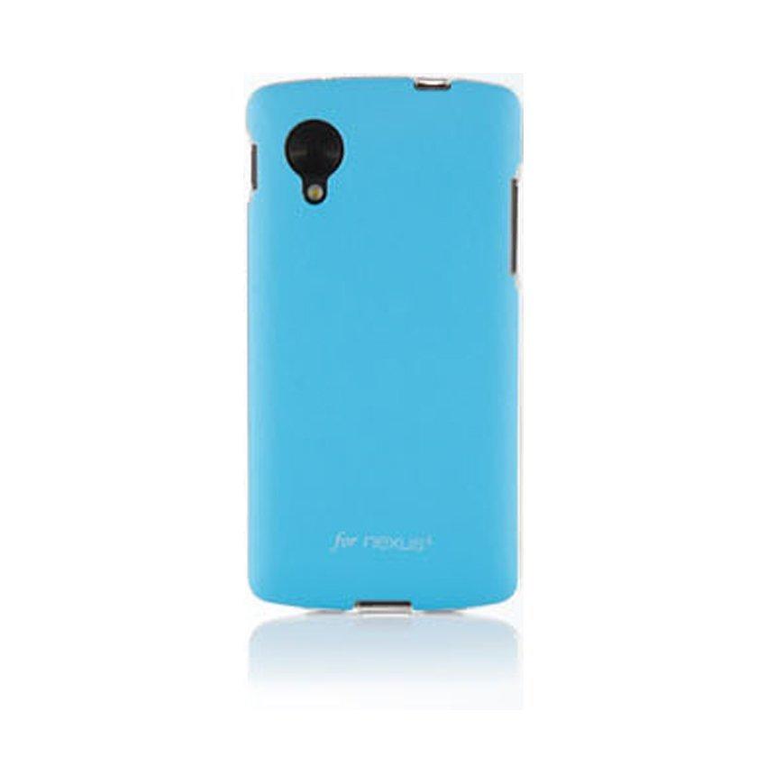 Voia LG Jellskin Case - Nexus 5 - Biru muda