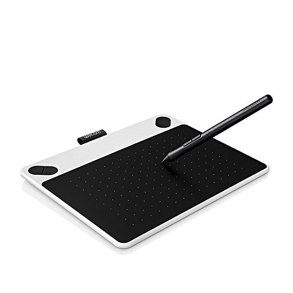 Wacom Intuos Draw Pen Small CTL-490/WO White
