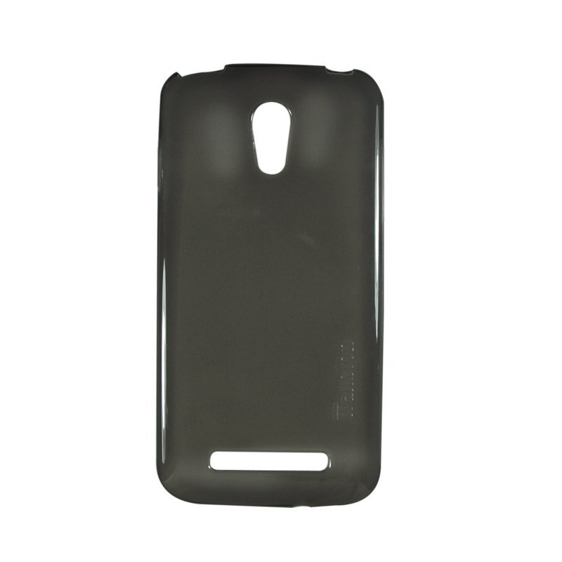 Wallston TPU case for smartfren andromax T Black