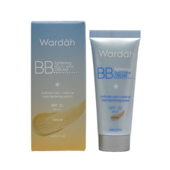 Wardah Lightening BB Cream SPF32 Natural - 15ml | Lazada