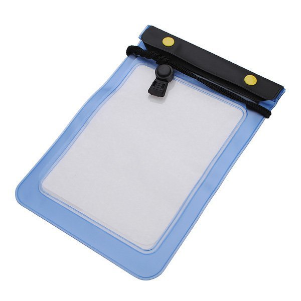 Waterproof Bag Wallet Cover for Amazon Kindle 3/3G/4/ WIFI Playbook (Blue) (Intl)