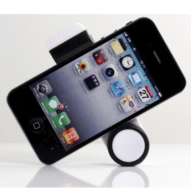 Weifeng Air Vent Universal Car Holder for Smartphone - WF-431 - Orange