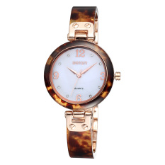 WEIQIN Luxury Brand Fashion Rhinestone Women Quartz Wristwatch Analog Unique Casual Lady's Wristwatch Feminino