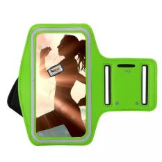 "Welink Iphone 6 Plus / 6s Plus Case, Outdoor Sports Running Jogging Cycling Gym Armband Arm Band Phone Case Cover Holder For IPhone 6 Plus / 6S Plus 5.5"" (Green) (Intl)"