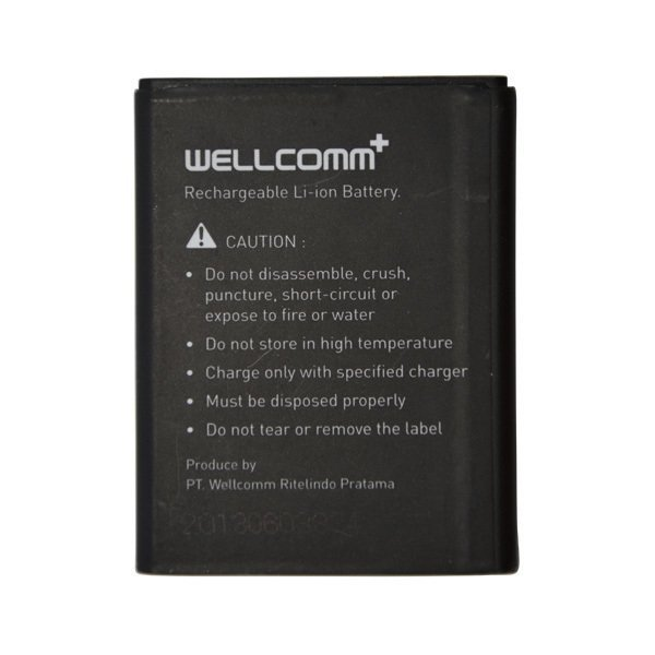 Wellcomm Infinity Battery Samsung Galaxy Note