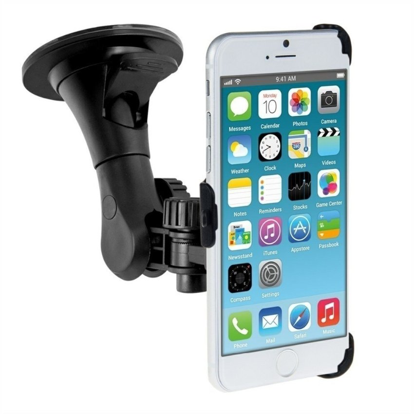 Windscreen Suction Car Holder for iphone 6 Plus 5.5
