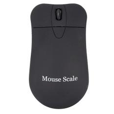 Wireless Mouse Style Desgin LCD Digital Electronic Scale (Intl)