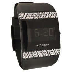 Wize & Ope Jam Tangan WO-ALL-2S - Hitam