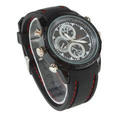 wofalo Mini HD 720P Waterproof 8GB Spy Camera Watch- Intl