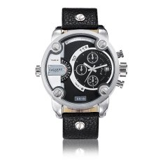Womdee CAGARNY DZ Style Leisure Sports Brand Quartz Skin Mens Watch Large Dial Mens Watch Wholesale (Intl)