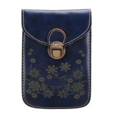 Women Girl Mini Crossbody Messenger Bag Purse Shoulder Mobile Phone Handbag HOT (Blue) - Intl