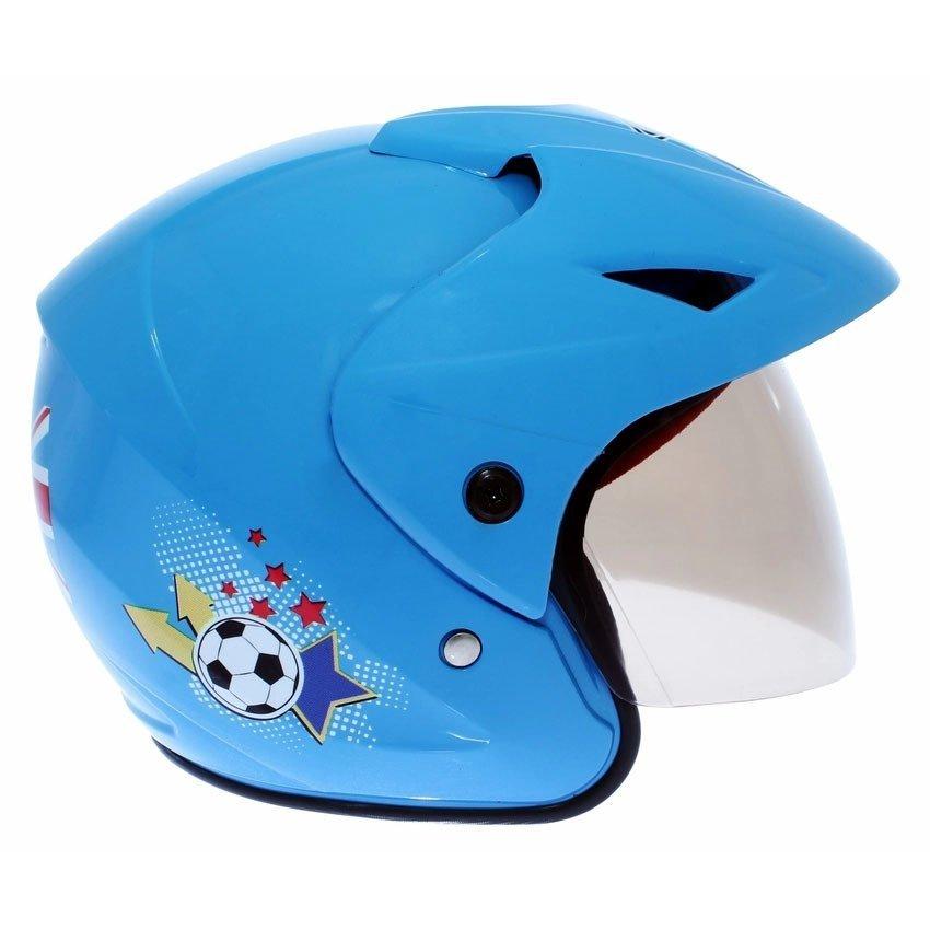 WTO Neo Helm Junior Biru