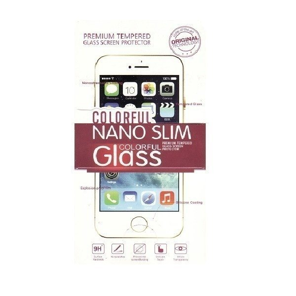 Xcase iPhone 6 Plus Premium Tempered Glass - Hitam
