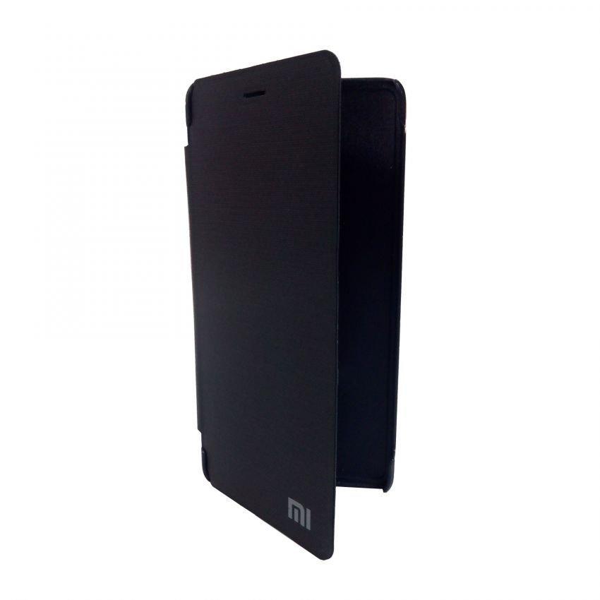 Xiaomi Flip Cover View for Redmi 1S - Hitam
