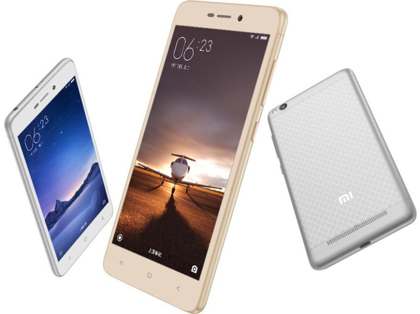 Xiaomi - Redmi 3 - 16GB - Rose Gold