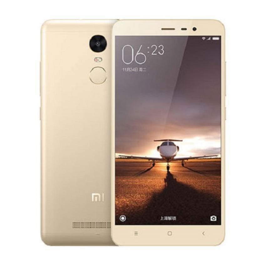Xiaomi Redmi 3 4G LTE - 2 GB - 16 GB - Emas