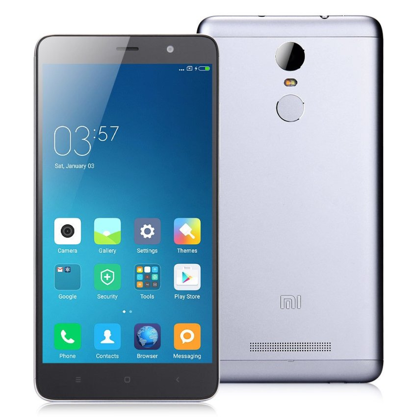 Xiaomi - Redmi Note 3 Pro - 3/32GB - Abu abu