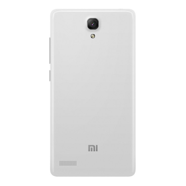 Xiaomi Redmi Note 3G - RAM 2GB - ROM 8GB - White + Bonus Tempered Glass