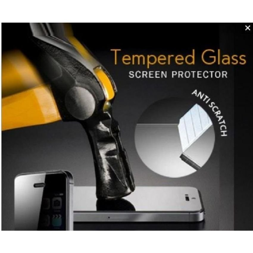 Xpro Tempered Glass Iphone 4G/4S Depan dan Belakang - Clear
