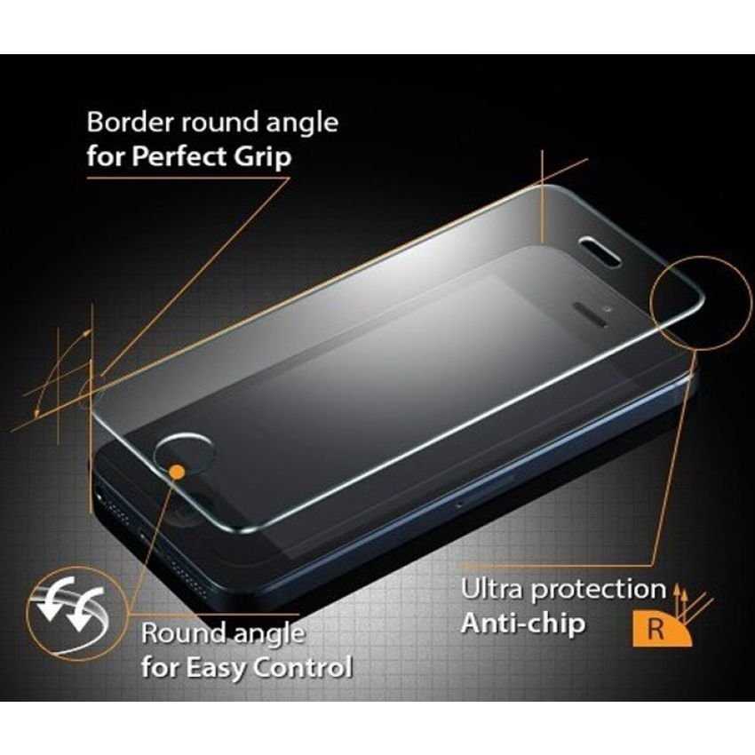 Xpro Tempered Glass Vivo Y28 Clear