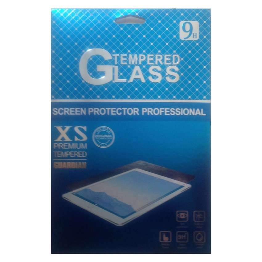 XS iPad Air - iPad 5 Tempered Glass - Apple 2.5D Real Glass & Real Tempered Screen Protector