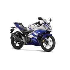 Yamaha YZF-R15 Racing Sepeda Motor - Biru