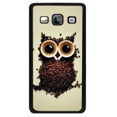 Y&M Cute Owl Samsung Grand A5 Phone Cover (Multicolor)