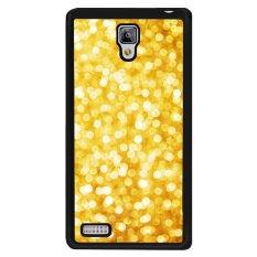 Y&M Shining Yellow Bubble XiaoMi RedMi Note Phone Cover (Multicolor)