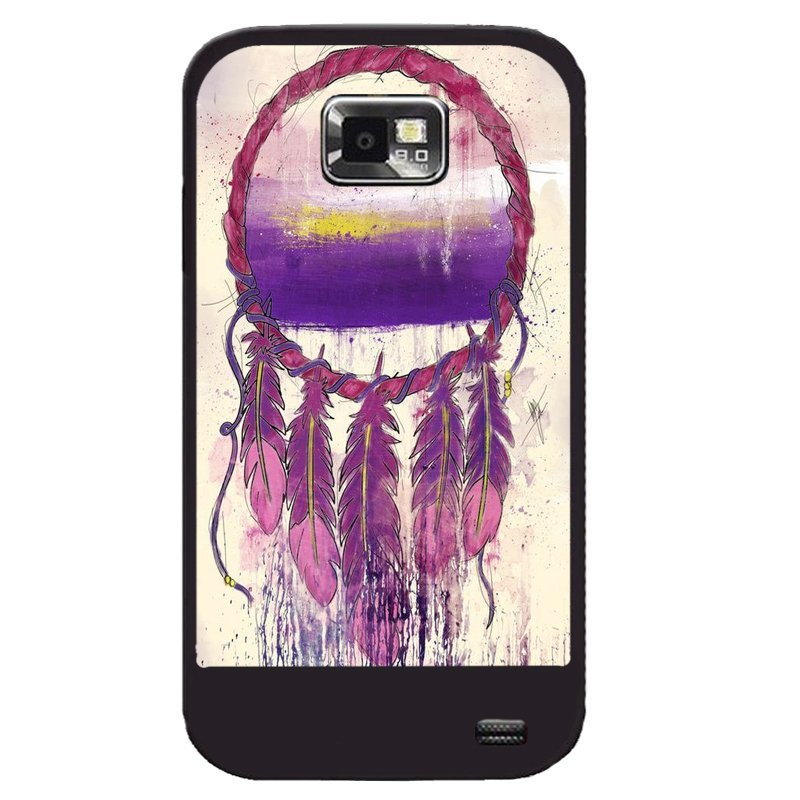 Y&M Abstract Painting Dream Cather Pictures Samsung Galaxy S2 Phone Case (Multicolor)