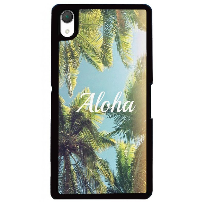 Y&M Aloha Sony Xperia Z4 Phone Cover (Multicolor)
