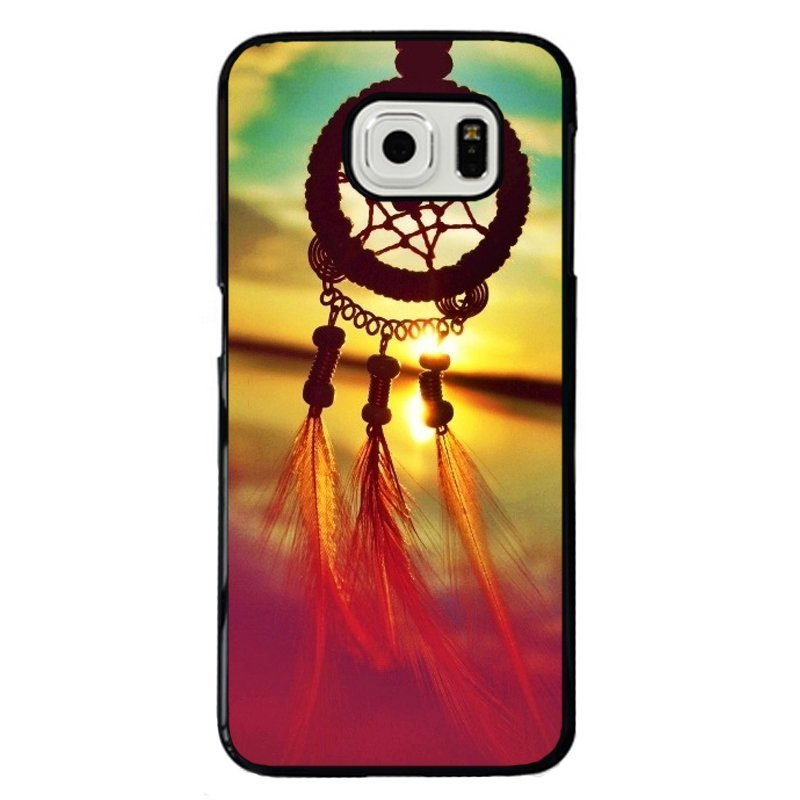 Y&M Beautiful Dreamcatcher Pattern Phone Case for Samsung S6 (Multicolor)