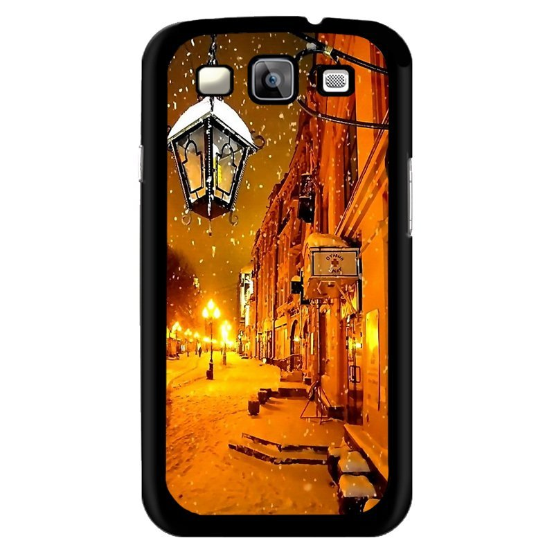 Y&M Christmas Eve Samsung Galaxy Grand 2 Phone Cover (Multicolor)