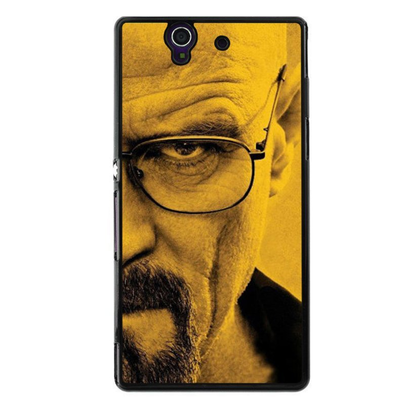 Y&M Cool Man Design Phone Case for Sony L36H (Multicolor)