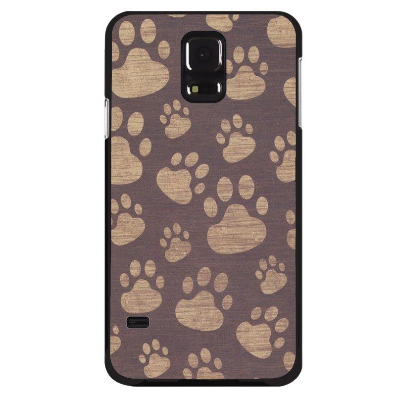 Y&M Dog Footprint Samsung Galaxy S5 Phone Case (Multicolor)