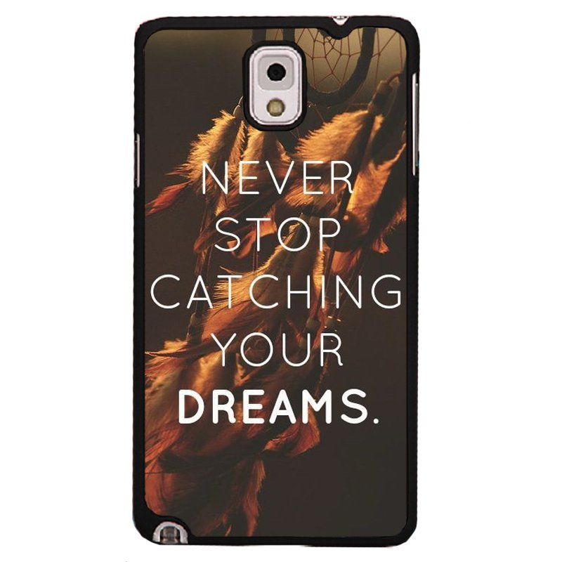 Y&M Dreamcatcher Pattern Phone Case for Samsung Note 3 (Brown)