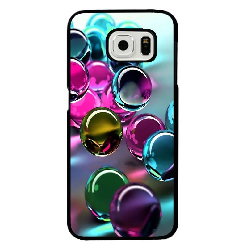 Y&M Fantasy Water Drop Samsung Galaxy S6 Phone Cover (Multicolor)
