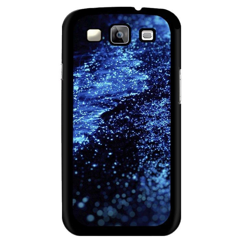 Y&M Fluorescent Beach Samsung Galaxy S3 Phone Cover (Multicolor)