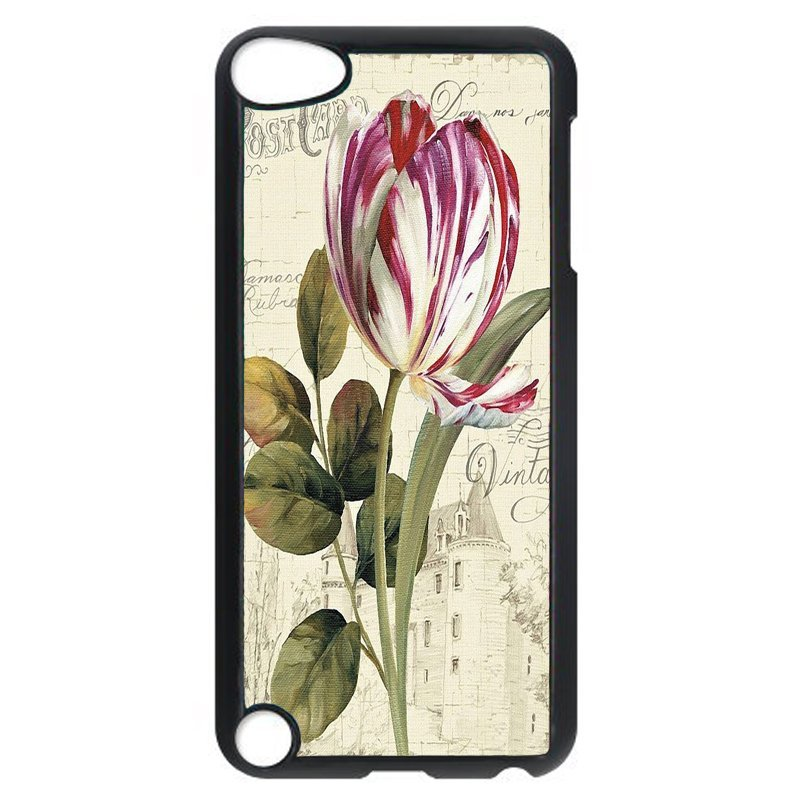 Y&M Fresh Pink Carnation Phone iPod Touch 5 Cover (Multicolor)
