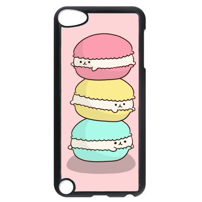 Y&M Lovely Macaron Phone Case for iPod Touch 5 (Multicolor)